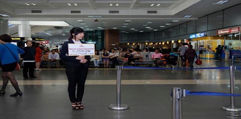 Taxi Nội Bài Pick Up Service