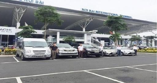 Bảng Giá Taxi Nội Bài Airport